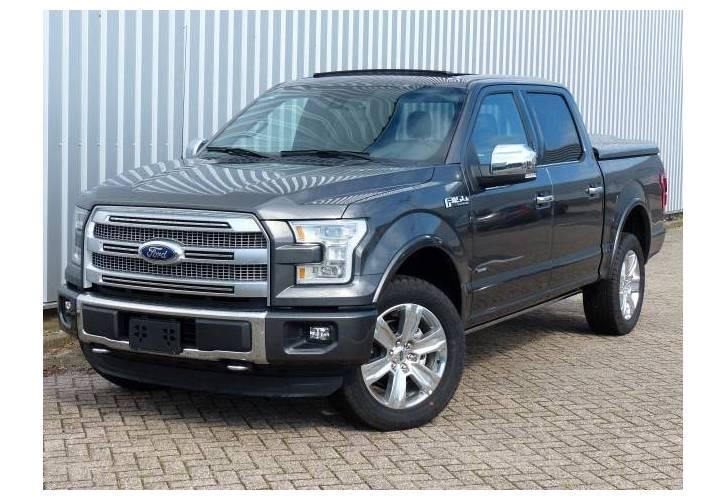 Ford USA F-150 Lariat PLatinum Ecoboost 4WD