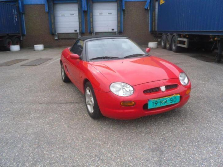 MG MGF 1.8 vvc 107kW (bj 1997)