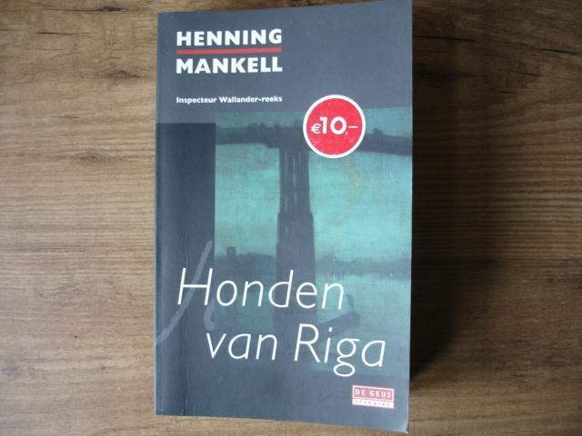 Drie maal Henning Mankell