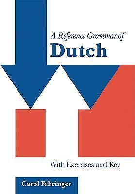 A reference grammar of dutch 9780521645218