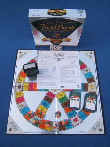 Trivial pursuit 2000 editie nr. 19621 04-02