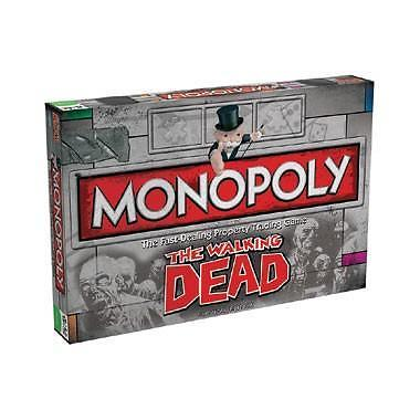 Monopoly The Walking Dead - bordspel