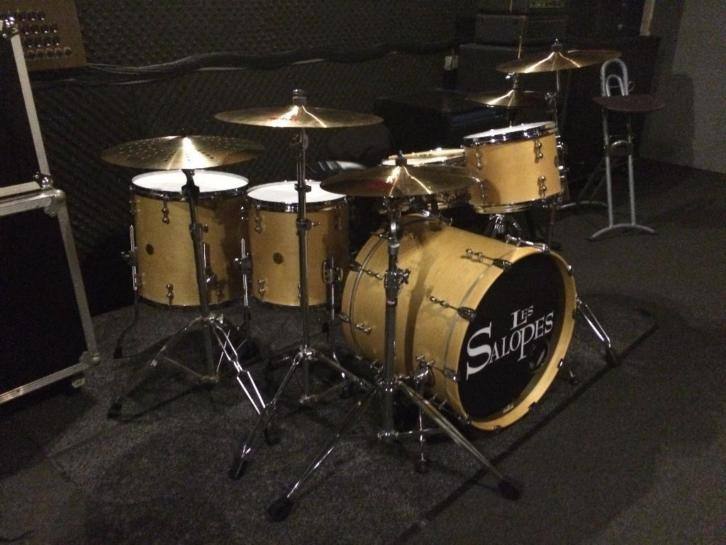 Te koop Gretsch New Classic satin maple