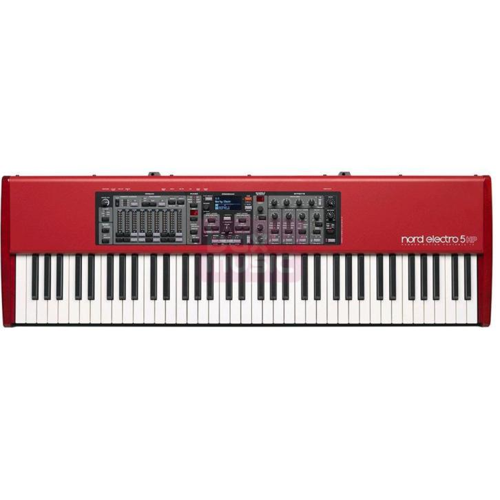 (B-stock) Clavia Nord Electro 5 HP stage keyboard v1