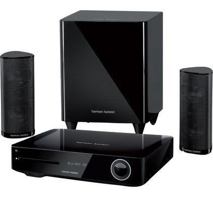 Harman Kardon BDS380 2.1. Home cinema set. nog in garantie