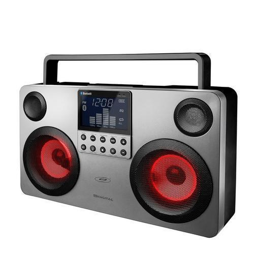 S-Digital GB3700D Bluetooth speaker voor € 79.95