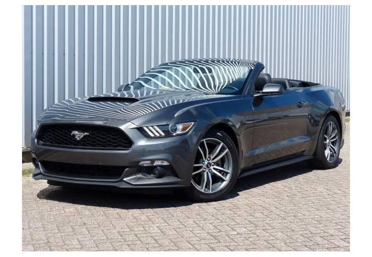 Ford USA Mustang Convertible automaat ecoboost
