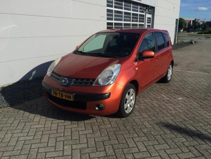 Nissan Note 1.6 FIRST NOTE (bj 2006)
