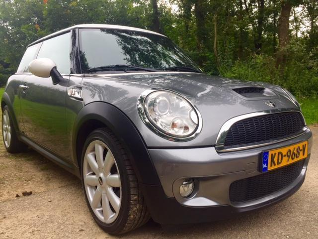 Mini Cooper S - Panoramadak, Xenon & Bleutooth -Full Options