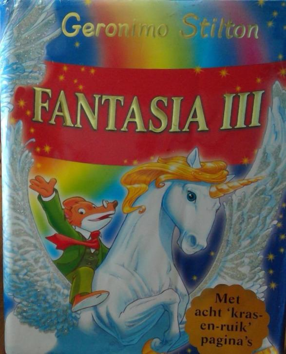 Geronimi Stilton; Fantasia III
