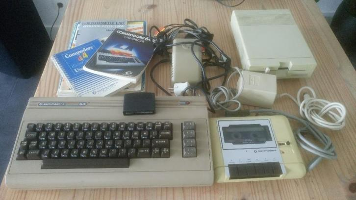 Commodore 64 incl. Prophet64 cartridge