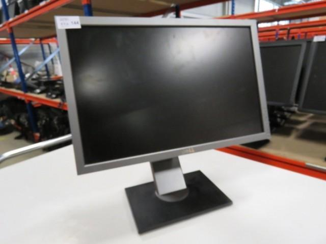Online veiling van o.a: Dell monitor 19 inch (22781)