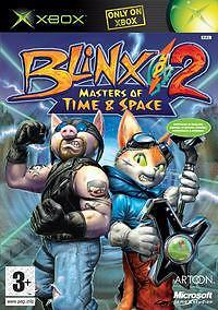 Blinx 2 Masters Of Time & Space