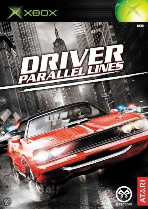Driver 4 Parallel Lines   Xbox   iDeal