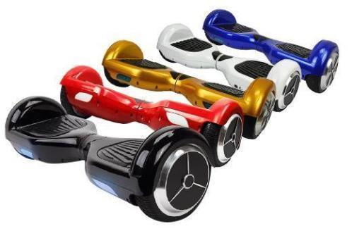 Nieuw! Balanceboard step scooter airboard hoverboard board