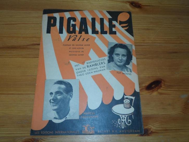 Pigalle - Georges Ulmer - The Ramblers
