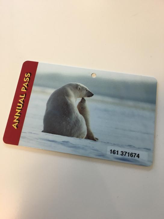 Annual pass national parks Amerika
