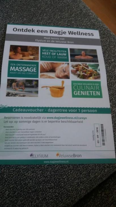dagentree sauna wellness Elysium of Veluwse Bron