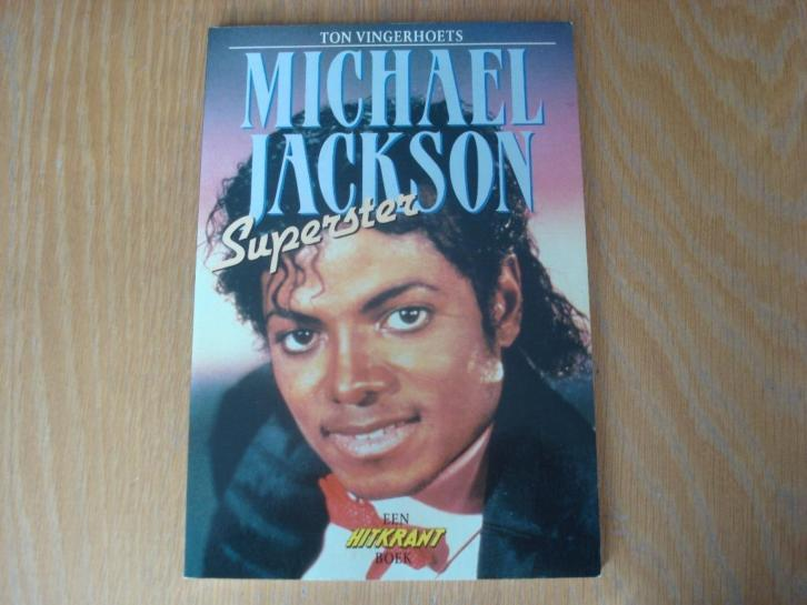 Boek Michael Jackson Superster