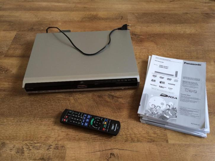 Panasonic Dvd recorder DMR EH67 (250Gb)