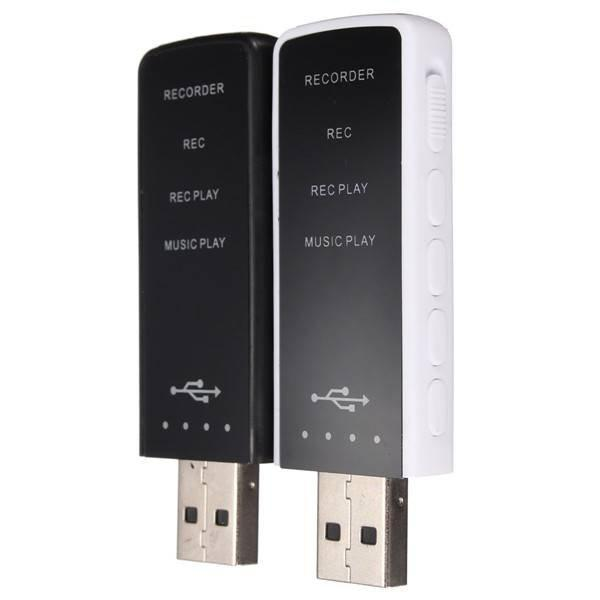 Digitale Voice Recorder 8GB