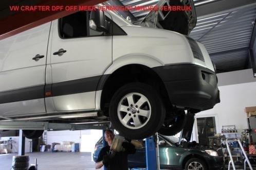 DPF/Roetfilter(diesel particelfilter) Off. incl software
