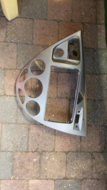 Dashboard front ford focus 2001