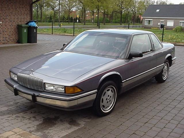 Buick Regal 3.1 Limited Coupé, YOUNGTIMER, 52837 KM, zeer mo