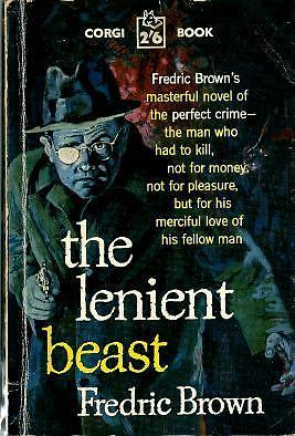 The lenient beast-Frederic Brown(Corgi Book SC 758)