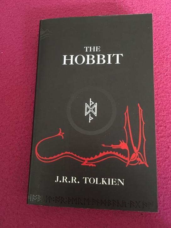 The lord of the rings boeken + the hobbit Engels paperback