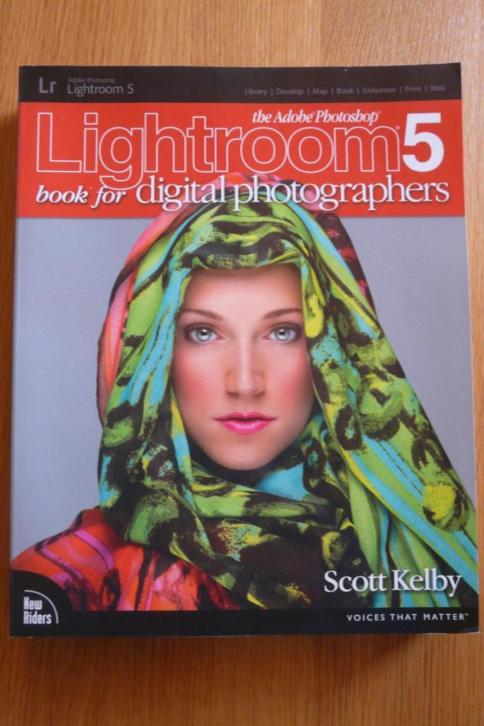 Lightroom 5 , Book for digital photographers