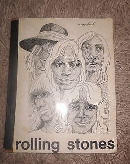 songbook the rolling stones