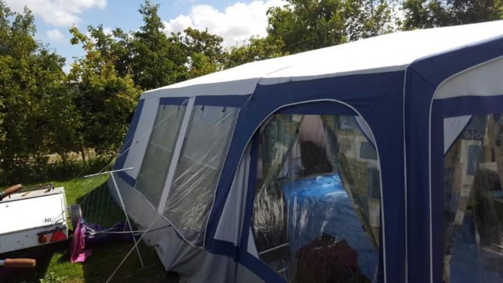 Bungalowtent 6pers