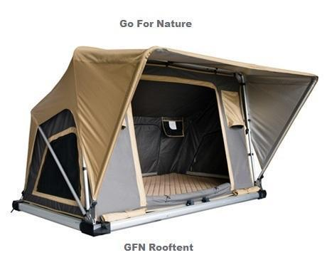 Go For Nature Manual Rooftent Normandy