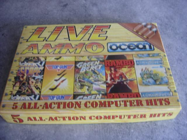 spelletje commodore 64 live ammo oceon