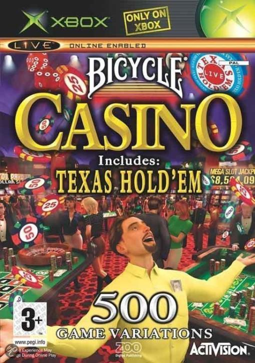 Bicycle Casino (import) | Xbox | iDeal