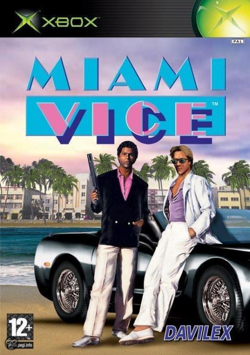 Miami Vice | Xbox | iDeal