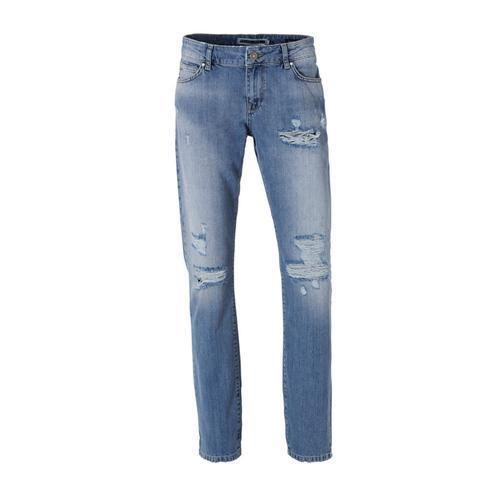 Noisy may straight fit jeans maat 30-32