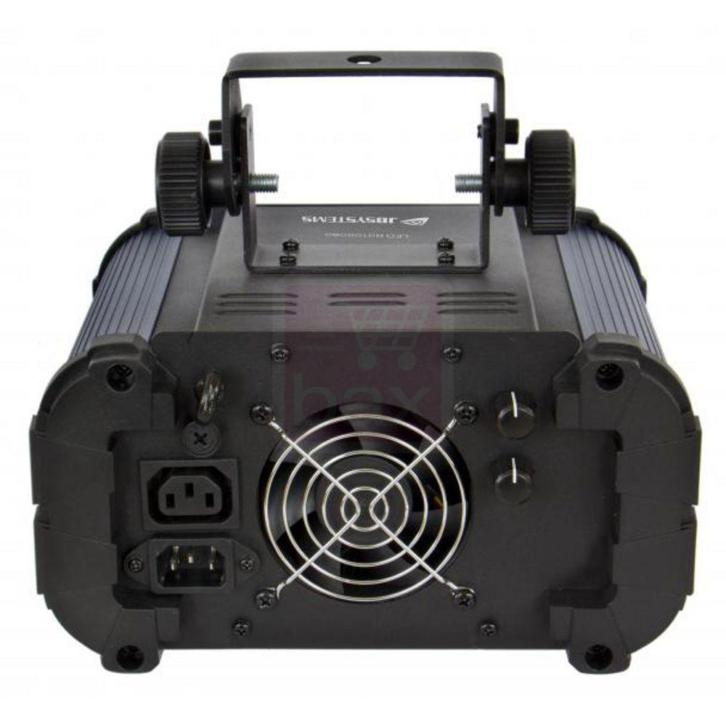 JB systems LED Rotogobo goboprojector