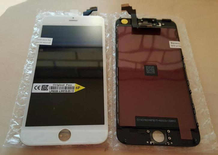 iPhone 6+ plus LCD Scherm Digitizer Touch (reparatie + €15)