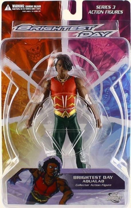 Brightest Day - Complete Series 3 Action Figures