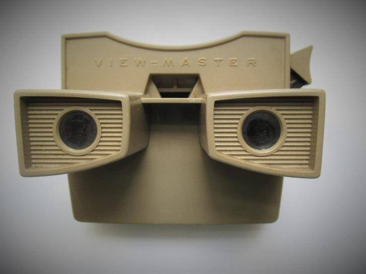 View-Master~Vintage Viewmaster~View Master~Stereo~3D Kijker