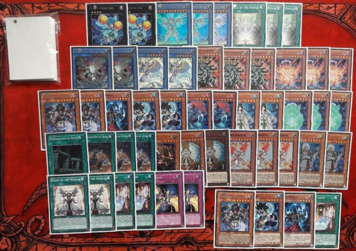Herald of Perfection/Ultimateness Deck Core/Build