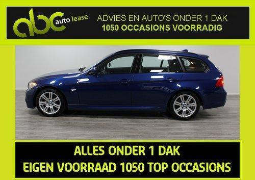 BMW 318i Touring Corporate M-SPORT - zakelijk en prive lease