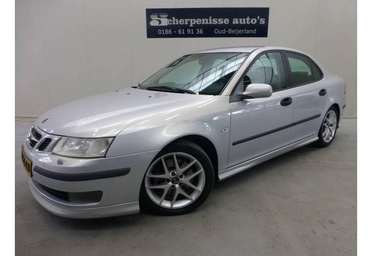 SAAB 9-3 Sport Sedan 2.0 Turbo Aero