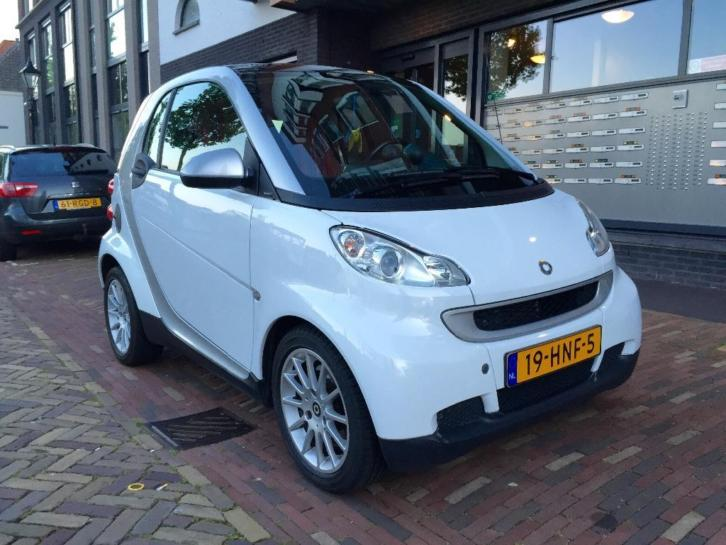 Smart Fortwo 1.0 52KW Coupe MHD AUT 2009