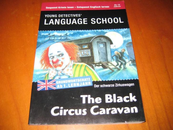 Language School, Young Detectives