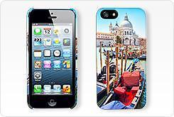 Soft Cover iPhone 5 wit