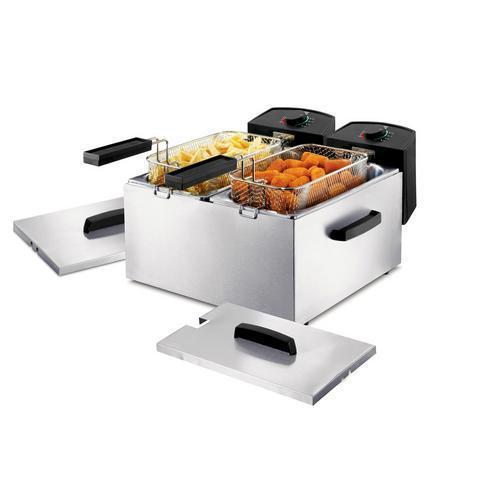 Princess Double Fryer duo friteuse voor € 69.95