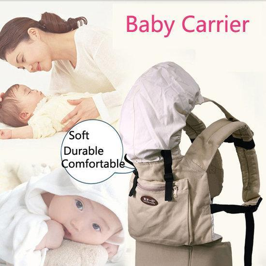 Super Comfortable Baby Toddler Carrier Classic Baby Sling...